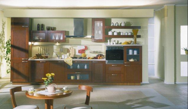 Кухонный гарнитур dixie кухонный