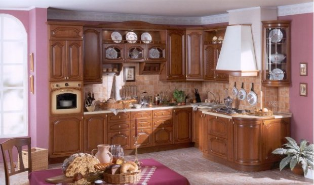 Кухни дизайн италия фото
